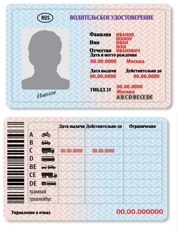 Насколько Действующее ли водительское удостоверение Серанис заговорила