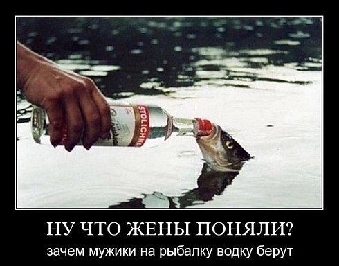 Снасти для весенней рыбалки