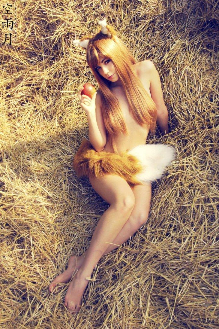 Секс лисичка косплей 5 фотография