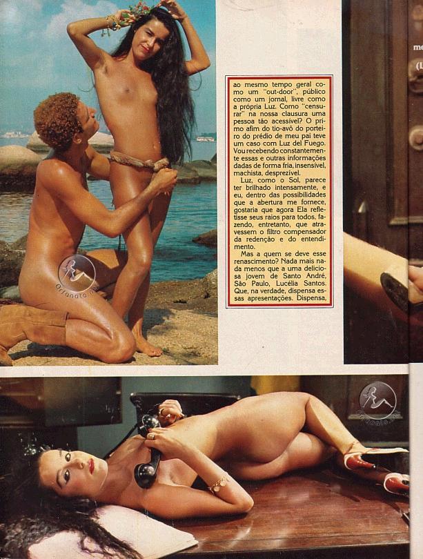 Эротический бразильский сериал